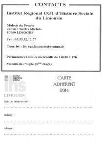 adherentcarte